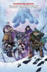 Dungeons & Dragons: Frost Giants Fury TP