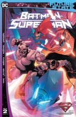 Future State: Batman / Superman #2 (of 2) Cover A