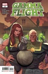Gamma Flight #3 (of 5) Cover A