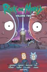 Rick & Morty Vol 02 TP