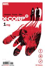 Comic Collection: X-Corp #1 - #5
