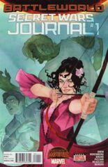 Comic Collection: Battleworld - Secret Wars Journal #1 -#5