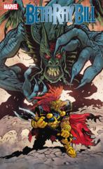 Comic Collection: Beta Ray Bill #1 - #5