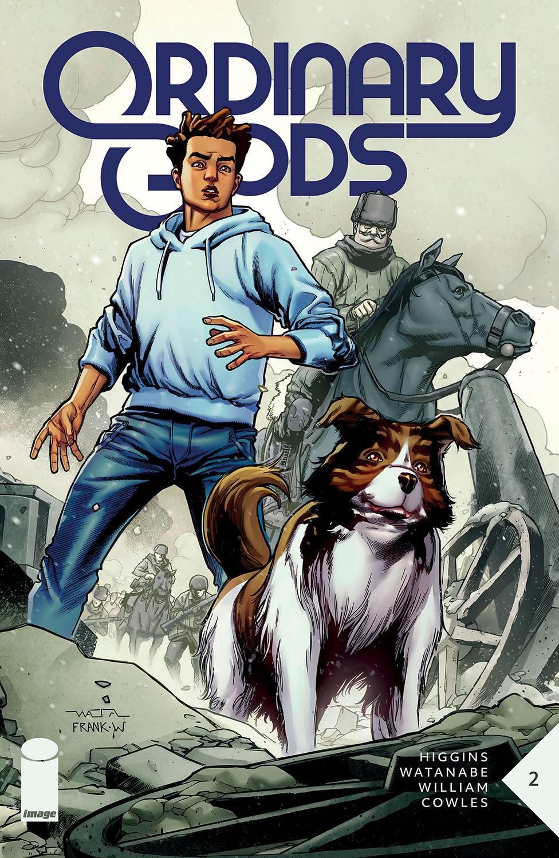 Ordinary Gods #2 Cover A