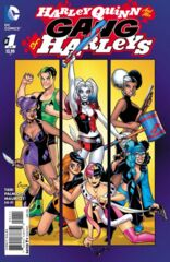 Comic Collection: Harley Quinn and her Gang of Harleys #1 - #6