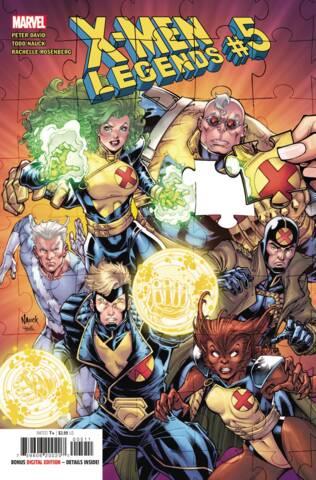 X-Men: Legends #5 Cover A