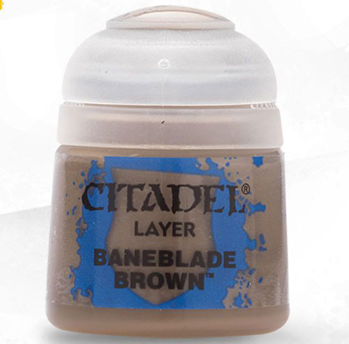 Layer: Baneblade Brown