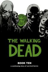 Walking Dead Book 10 HC