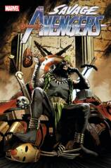 Savage Avengers #25 Cover A