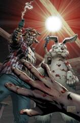 Man Goat & The Bunny Man #1 (of 3) Cover A