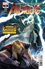 Avengers Vol 8 #35 Cover A