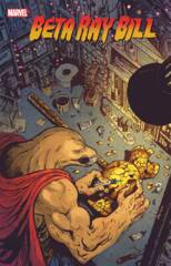 Beta Ray Bill #3 (of 5) Cover A