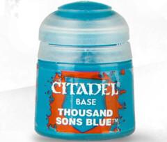 Base: Thousand Sons Blue (12Ml)