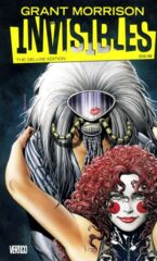 Invisibles Book 01 Deluxe Edition HC