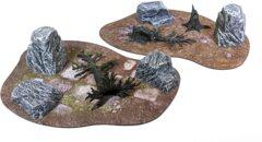 Monster Scenery: Painted Broken Ground