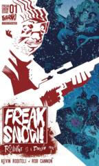 Freak Snow #1 (of 4) Cover A