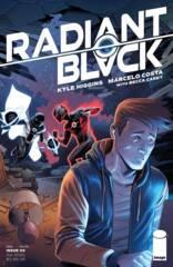 Radiant Black #3 Cover A