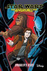 Star Wars Adventures Vol 04 - Smugglers Blues TP