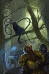 Stranger Things D&D Crossover #3 (of 4) Cover A
