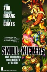Skullkickers Vol 02 - Five Funerals & A Bucket of Blood TP