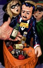 Edgar Allan Poe's Snifter of Death #1 (of 6) Cover A
