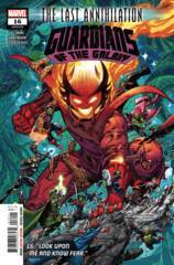 Guardians of the Galaxy Vol 6 #16 Cover A