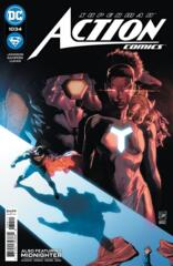 Action Comics Vol 2 #1034 Cover A