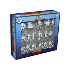 Sentinel Tactics: Miniatures - Uprising