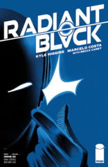 Radiant Black #2 Cover A