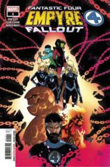 Empyre Fallout: Fantastic Four #1 Cover A