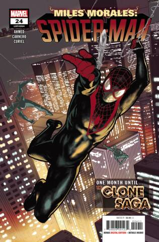 Miles Morales: Spider-Man #24 Cover A