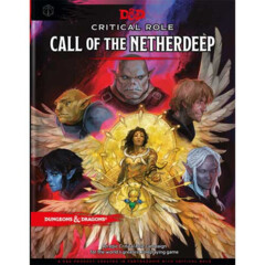 D&D 5th Edition: Critical Roll - Call of the Netherdeep