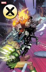 X-Men Vol 4 #19 Cover A
