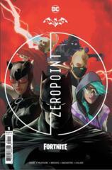 Batman / Fortnite: Zero Point #1 Cover A