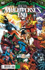 Dark Nights: Death Metal - Multiverses End #1 Cover A