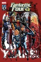 Fantastic Four Vol 6 #35 Cover A