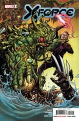X-Force Vol 6 #21 Cover A