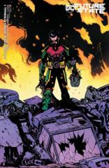 Future State: Robin Eternal #1 (of 2) Cover B Johnson Variant