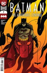Batman: The Adventures Continue #7 (of 8) Cover A