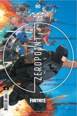 Batman / Fortnite: Zero Point #4 (of 6) Cover A
