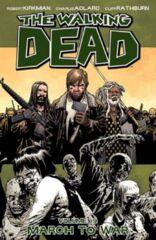 Walking Dead Vol 19 - March to War TP