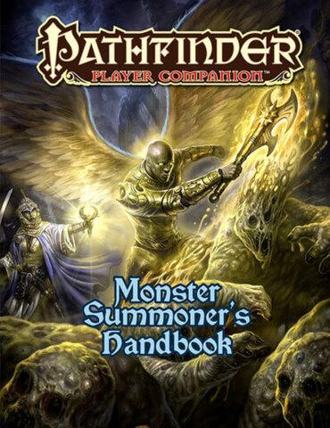 Pathfinder Player Companion: Monster Summoners Handbook