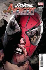 Savage Avengers #20 Cover A