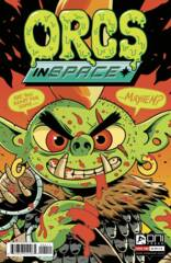 Orcs in Space #4 Cover A