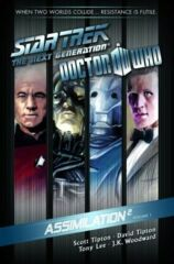 Star Trek The Next Generation Doctor Who Vol 2 - Assimilation TP