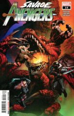 Savage Avengers #14 Cover A