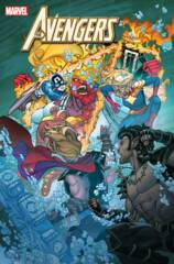 Avengers Vol 8 #49 Cover A