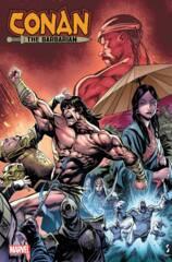 Conan the Barbarian Vol 3 #21 Cover A
