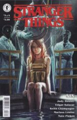 Stranger Things: Six #3 (of 4) Cover A