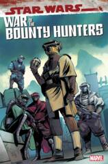 Star Wars: War of the Bounty Hunters - Boushh #1 Cover A